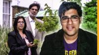 Neelam, Dinesh and Akash