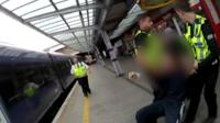 Body worn cameras used to cut attacks on rail staff