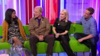 Former Blue Peter presenters on The One Show