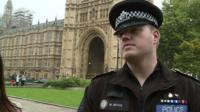 West Midlands police officer Mike Bruce