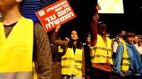"""""""Желтые жилеты"""" в Израиле"""