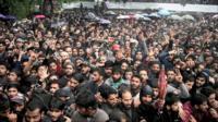 Thousands attend funeral of Zakir Musa