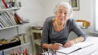 Writer Judith Kerr