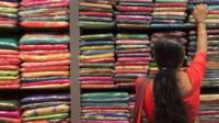 India saleswoman