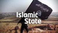 Islamic State graphic