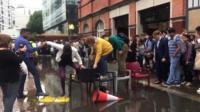 Hammersmith Flooding