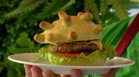 Коронабургер