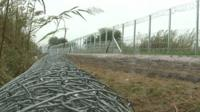 Hungary's border fence