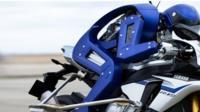 Robot motorbike
