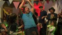 World Dad Dancing Championships take place at 'DadFest'