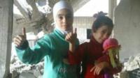 Noor and Alaa