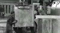 Sealing the Berlin boundary - 1961 news still