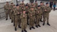 rhyl and prestatyn army cadet force