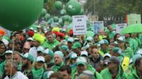 National public sector strike in Belgium