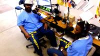 "Prisoners are the producers of ""Ear Hustle"", a new podcast about life on the inside of San Quentin State Prison."