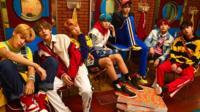 pop band BTS