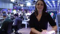 The BBC's Laura Miller gives a behind the scenes look at BBC Scotland's general election coverage.