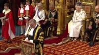 Previous Queen's Speech