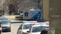 Ambulance in Toronto