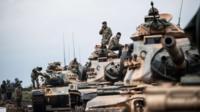 دبابات تركية