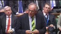 Peter Bone at PMQs