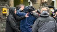 Cameraman brawl