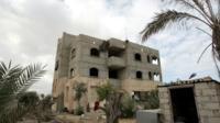 Maisoon Bashir's home