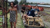 Manila trolley