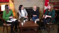 Canadian MPs discuss what they have had to face as female politicians
