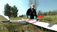 """Chernobyl's """"Red Forest"""" - one of the most radioactive locations on Earth - has just been surveyed by UK scientists using a suite of drones."""