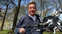 The BBC's Frank Gardner
