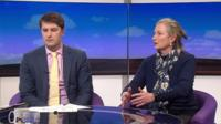 Sarah Wollaston and Alex Wild