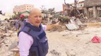 The BBC's Alastair Leithead in Mogadishu