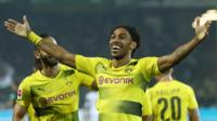 Pierre-Emerick Aubameyang scored a spectacular goal against Werder Bremen and isn't surprised by this seasons goal tally due to the hard work that he has put in.