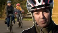Women's cycling group