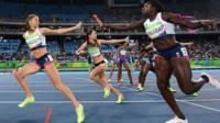 Olympic athletics