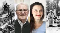 О Советско-финской войне рассказывает ее участник, 101-летний Марти Мякинен.
