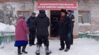 Избиратели села Старые Салманы