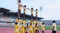Lagos Cheerleading Team