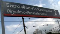 Станция Бирюлево