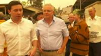Australian PM heckled by bushfire victims