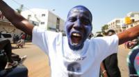 Gambia celebrations