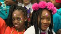 Children's Day at Notting Hill Carnival