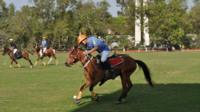 Polo match in Imphal June 2015)