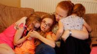 Young carers and their mum