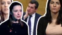 Журналистки Рустамова, Жук и Котрикадзе открыто заявили о домогательствах со стороны депутата.