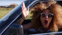 Batuk music video
