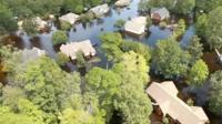 Затопленные районы США