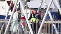 More migrants arrive by boat in Dover