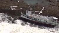 Prone ferry